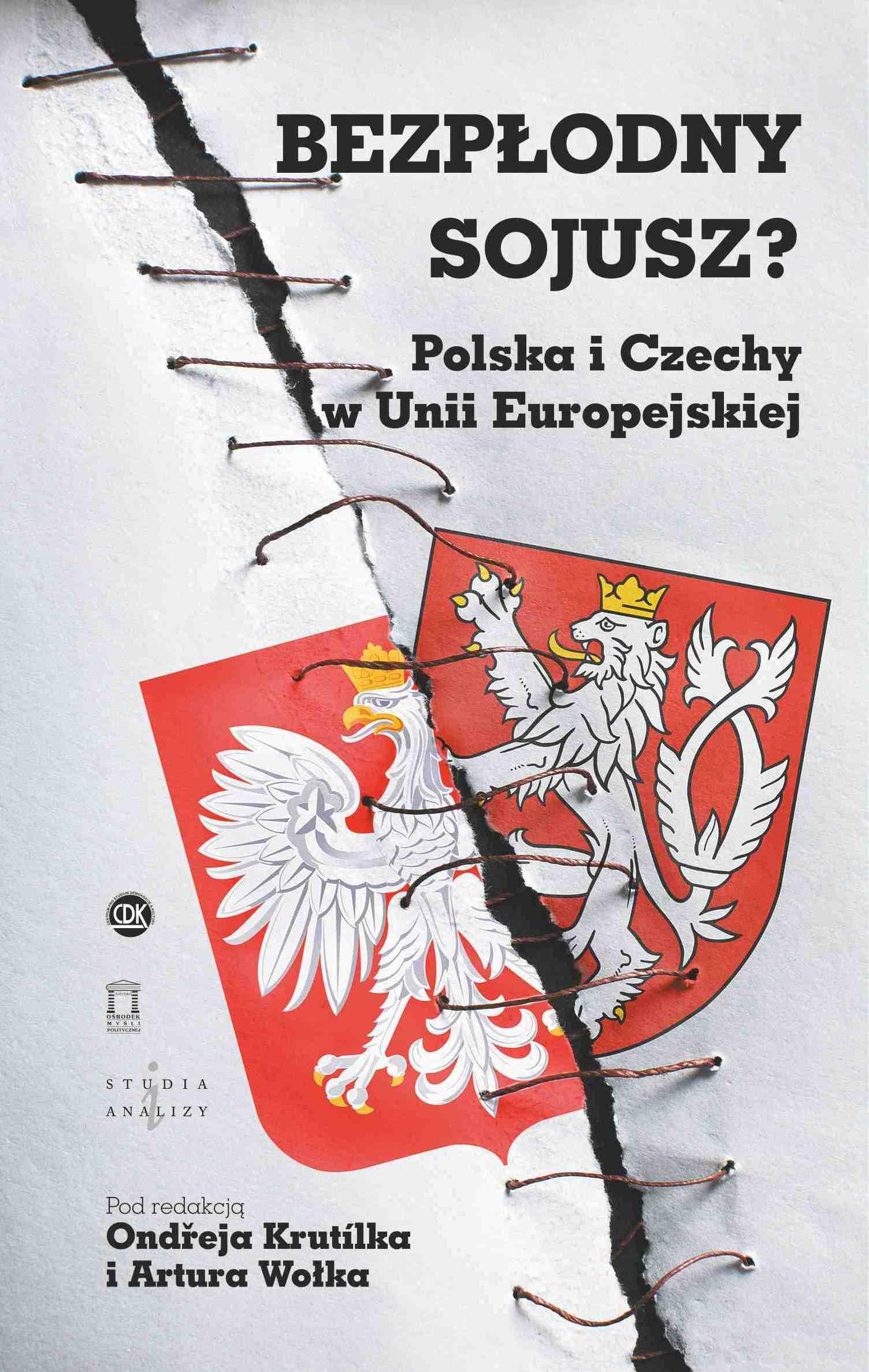 Bezpłodny sojusz? Polska iCzechy wUnii Europejskiej