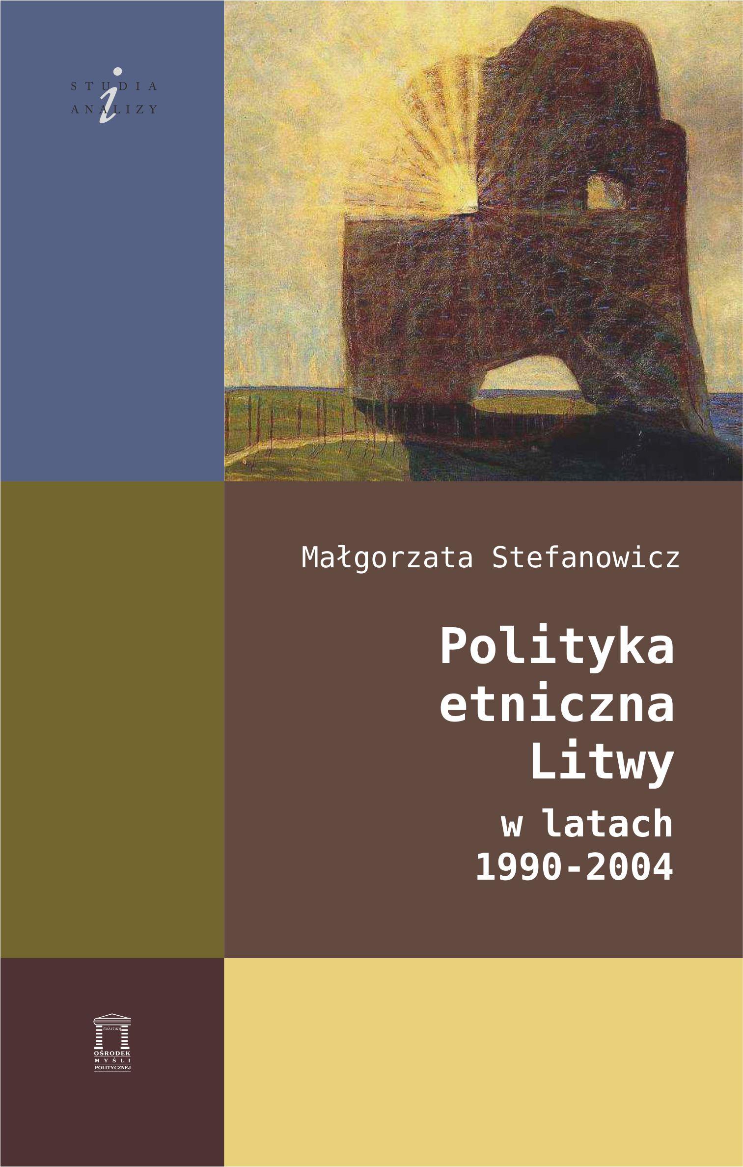 Polityka etniczna Litwy wlatach 1990-2004